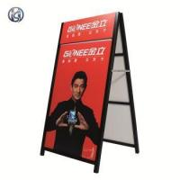 Quality A Frame Sign with Slots for Inserting Graphic Board for sale