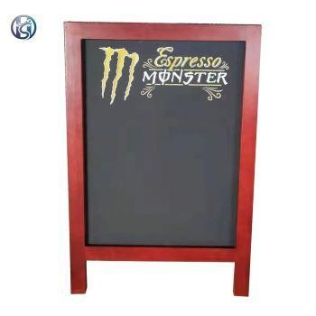 Buy Radiata Pine Wood A Frame Chalkboard at wholesale prices