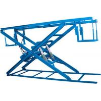 Buy cheap Hydraulic Scissor Lift for Hot Press from wholesalers