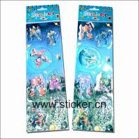 Quality ML-LS-0043D Lenticular Sticker for sale
