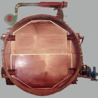 Buy cheap Double seal single shaft circular baffle door from wholesalers