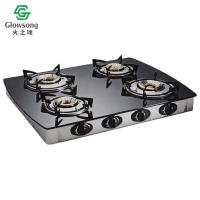 Tempered Glass Panel Gas Stove SGB-05D