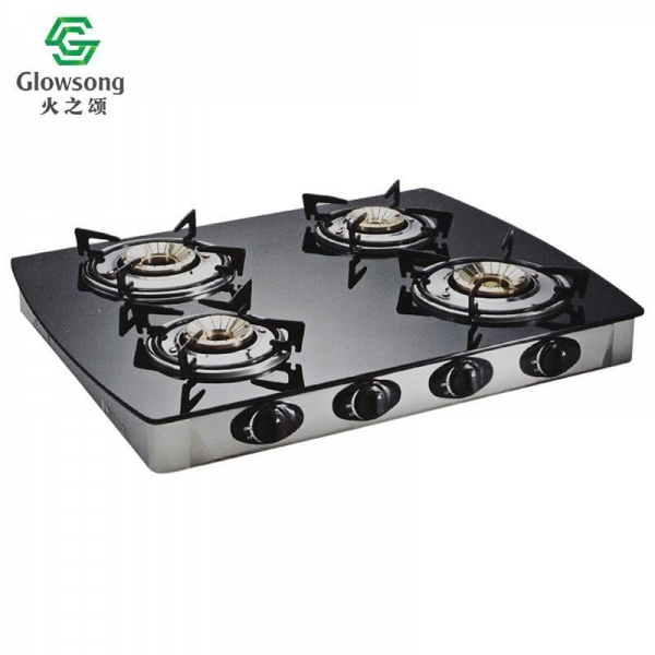 Buy Tempered Glass Panel Gas Stove SGB-05D at wholesale prices