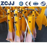 Buy Tower Crane Bases Fixing Angle Bases Fixing Angles For K637A Mast at wholesale prices