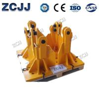 Buy Tower Crane Bases Fixing Angle Bases Fixing Angles For L46D Mast at wholesale prices