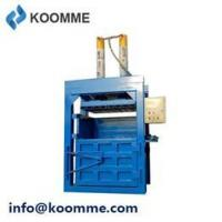 Buy cheap Loose Materials Compressed Baler Recycle Machine from wholesalers