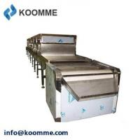 Buy cheap Fast Speed Continuous Microwave Roasting Machine from wholesalers