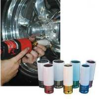 Quality Tool Specials Item  7 Pc. SAE/Metric Protective Impact Socket Set for sale