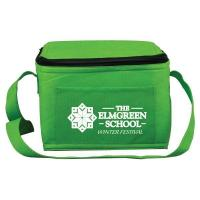 Large cooler insulated nonwoven bag