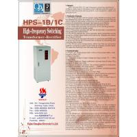 Buy cheap HPS-1B/1C High-frequency Switching Transformer-Rectifier from wholesalers