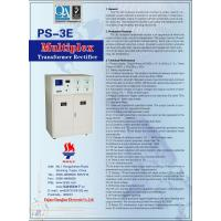 Buy cheap PS-3E Multiplex transformer rectifier from wholesalers