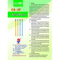 Buy cheap CS-3F Test Post from wholesalers