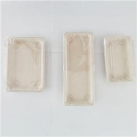 Buy cheap Biodegradable Sushi Packing Box from wholesalers