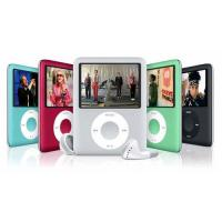 Quality Apple Shuffle 2nd MP3 Player Nano 3rd MP4 Player with Sisvel for sale